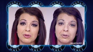 MakeApp comes under fire because it shows predicts what women look like without makeup