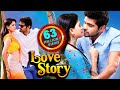 LOVE STORY (2020) South Indian Hindi Dubbed Romantic Action Movies | Aditya || PV