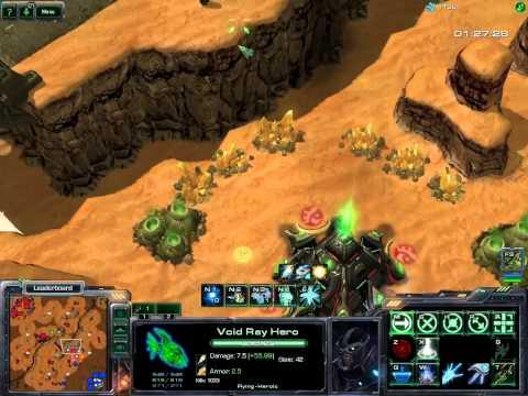 SC2 FFS Event226 Game 4 Part 5/6 (Hero Attack 3X)