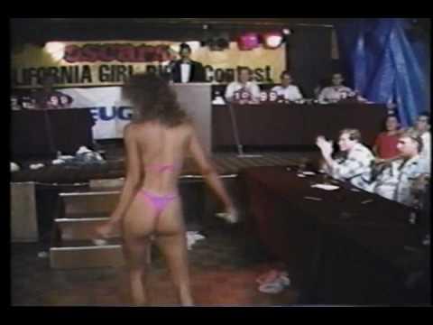 bikini contest lisa ann
