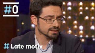 Late Motiv: Carlo Padial y su neurosis viral #LateMotiv204 | #0