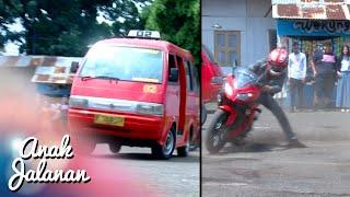 Kerennya Freestyle Ian Pake Mobil Angkot [Anak Jalanan] [17 April 2016]