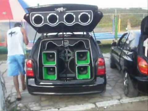 Audio Car paredão que é paredão é só na audio car