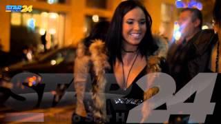EXCLU STAR 24 : SOIREE HOT VIDEO : KELLY DES CH'TIS A FAIT MONTER LA TEMPERATURE A PARIS