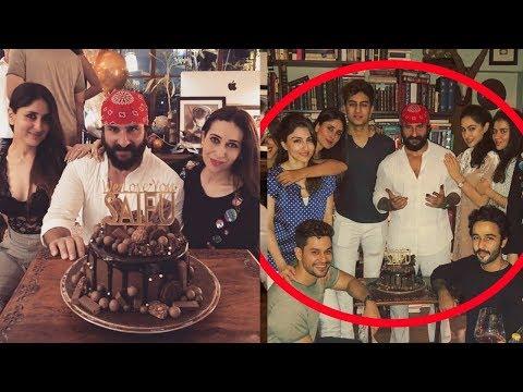 Xxx Mp4 Saif Ali Khan S Birthday Celebration Album With Kareena Kapoor Sara Ali Khan And Family 3gp Sex