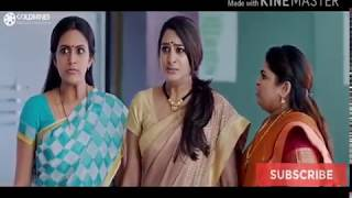 Best comedy brahmanandam movie sarrainobu
