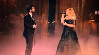 Josh Groban Kelly Clarkson  All i ask phantom of the opera