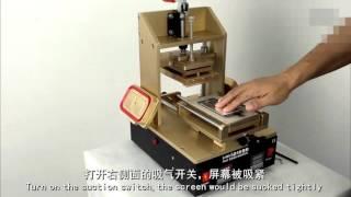 5 in 1 Mulitfunction LCD repair machine glue remover lcd separator machine for iPhone Samsung