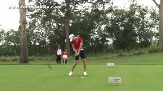 포커스인아시아 LPGA Lorena Ochoa(로레나 오초아) GOLF SWING 2011