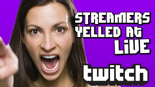 10 TWITCH STREAMERS WHO GET YELLED AT BY THEIR MOMS LIVE!