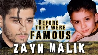 ZAYN MALIK - Before They Were Famous