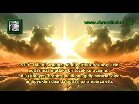21 Enbiyâ Suresi: