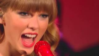 Taylor Swift Red VS Carrie Underwood Blown Away Live CMA Awards 2013 EMA Begin Again Music Video