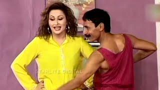 Ticket To Hollywood Iftikhar Thakur New Pakistani Stage Drama Full Comedy Show