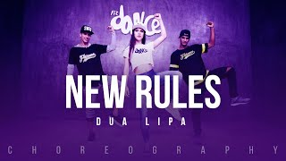 New Rules  - Dua Lipa | FitDance Life (Choreography) Dance Video