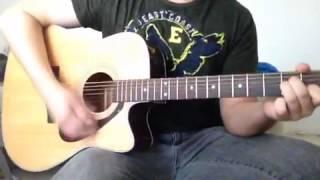 So far Away- A7X (Acoustic Guitar Cover)