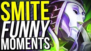 NEVER A PENTAKILL! - SMITE FUNNY MOMENTS