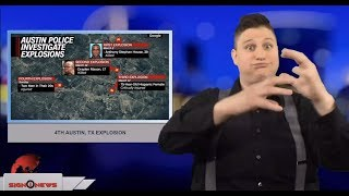 Sign1News 3.19.18 - News for the deaf community powered by CNN in American Sign Language (ASL).