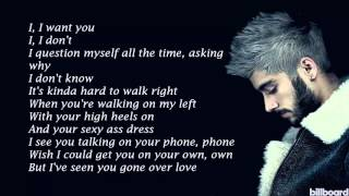 ZAYN - SHE DON'T LOVE ME (Lyrics)