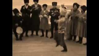 Cossack lezginka (Caucasian Cossacks