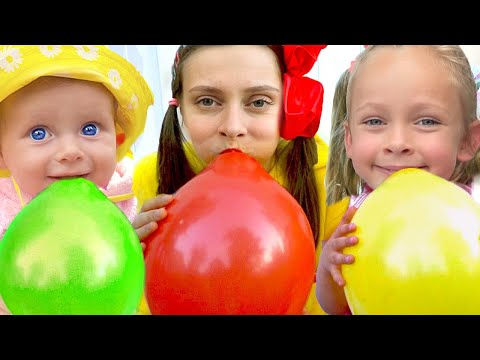 Xxx Mp4 Maya And Little Baby Mary Play With Balloons Under Nursery Rhymes Songs 3gp Sex