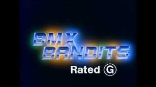 Los Bicivoladores BMX Bandits TRAILER