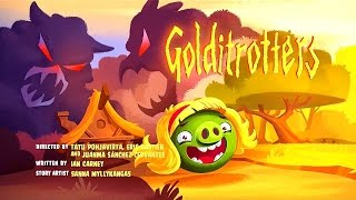 Angry Birds Toons Season 3 | Golditrotters | S3 E3 1080p Cartoons 2017
