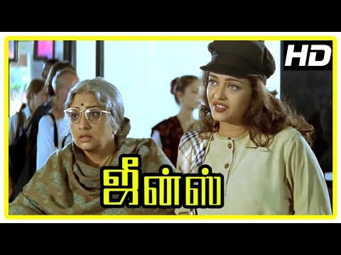 Xxx Mp4 Jeans Movie Scenes Aishwarya Rai Intro Lakshmi Wants To Go Out Of Hospital Prashanth 3gp Sex