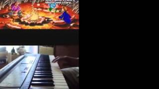 Monkey island 3x piano
