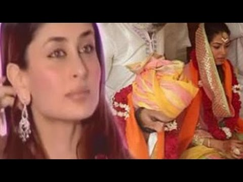 Kareena Kapoor's SHOCKING REACTION on Shahid Kapoor's Wedding