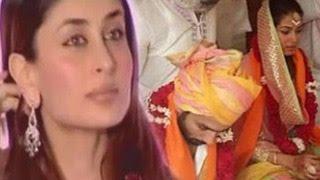 Kareena Kapoor's SHOCKING REACTION on Shahid Kapoor's Wedding