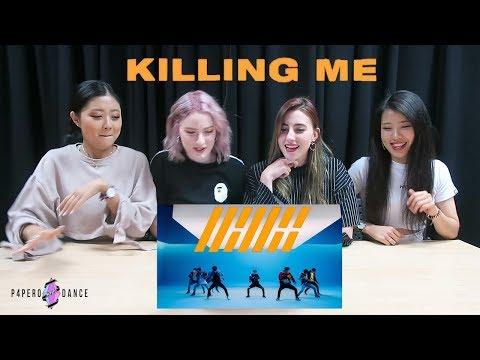 [MV REACTION] KILLING ME (죽겠다) - IKON | P4pero Dance