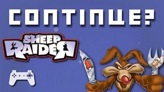 Looney Tunes: Sheep Raider (PS1) - Continue?