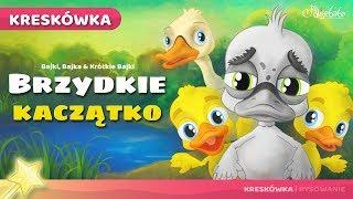 Brzydkie kaczątko bajki dla dzieci po Polsku | Bajka na Dobranoc