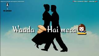 ❤ Jo Tu Mera Hamdard hai -female version ❤ Best cute romantic status video ❤