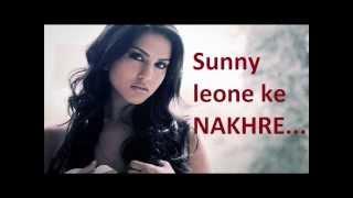 Sunny-Hot-Love Song : Sunny leone ke NAKHRE - Ft_Cheenuddon (Must watch Sunny lovers)