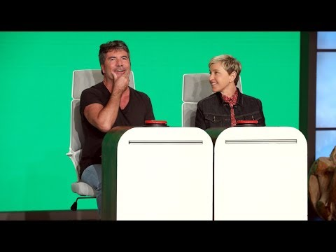 Simon Cowell Doesn t Understand How to Play Burning Questions