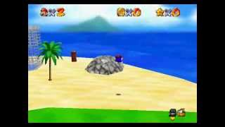 Super Mario Star Road - Deep Dive Into The Cage (B,CCC,EBless,TAS)