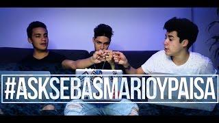 ¿QUIEN HACE MEJOR TWERK? #AskSebasMarioPaisa / FT MARIO BAUTISTA - SEBASDICE
