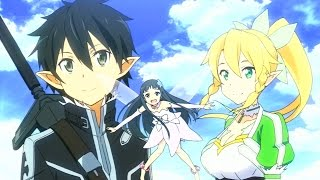 Sword Art Online Lost Song PS3 Part #1 Gameplay Walkthrough English Subtitles