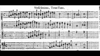 Giovanni Maria Trabaci (1615): 12 versi del terzo tono ecclesiastico