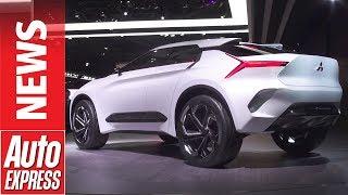 Mitsubishi Evo returns in e-Evolution electric concept form
