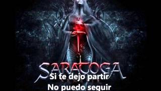SARATOGA - EL ULTIMO VALS (LETRA)
