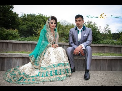 Pakistani Wedding Video Highlights l High Wycombe l UK l 2015 l Wasim