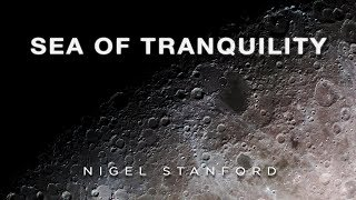 Sea Of Tranquility - From Solar Echoes - Nigel John Stanford (Official Visual)