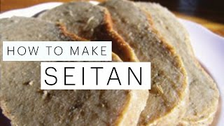 How to Make Seitan (Vegetarian Holiday Recipe) | The Edgy Veg