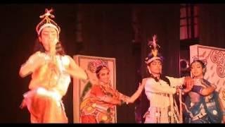 ANANDHARA BAHATI BHUBANE  KABIGURU RABINDRA NATH TAGORE  HINDI NRITYA  NATIKA