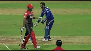 MI vs RCB, IPL 2016: Mumbai Indians won by 6 wickets