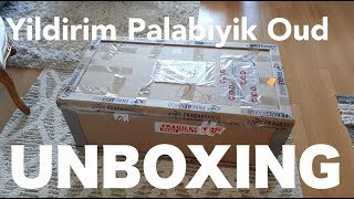 Yildirim Palabiyik Oud UNBOXING
