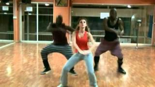 Myriam fares African dance ميريام فارس ترقص افريقي